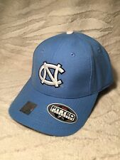TOP OF THE WORLD NCAA NORTH CAROLINA TAR HEELS FITTED HAT (7 1/4)