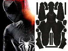 The Amazing Spider-Man 2 Symbiote Version Costume Pattern