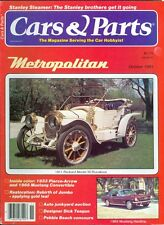 1981 Cars & Parts Magazine: 1911 Packard Model 30 Runabout/1965 Mustang Hardtop