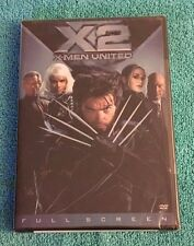 X2: X-Men United (DVD, 2003, 2-Disc Set, Full Screen) Brand New Sealed, Region 1