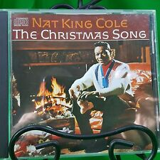 The Christmas Song Nat King Cole CD, 1986, Capitol Party Xmas Morning Holiday