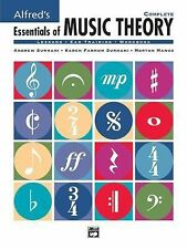 Alfred's Essentials of Music Theory, Complete Lessons (1998)