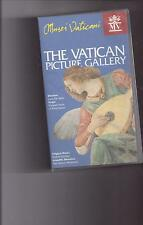 THE VATICAN PICTURE GALLERY VHS MINT!