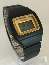 Microma Blade Runner LCD LED  Rare Vintage Collectible Watch without box