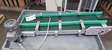 "CARPANELLI ELECTRIC BELT CONVEYOR 36""X10-1/2"" 0.15HP 220/440V 3PH 950FPM"