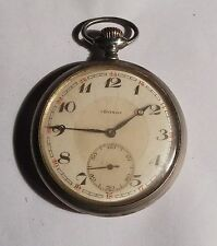 Vintage pocket watch DOXA swiss made 2