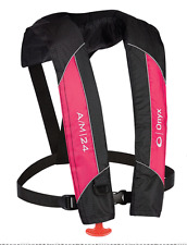 Onyx Outdoor A/M-24 Auto/Manual Inflate Life Jacket Pink 132000-105-004-14