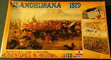 1/72 ESCI VINTAGE Isandhlwana 1879 NIce MIB Complete Battle Set