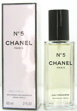 CHANEL No 5 Eau Premiere EDP 60 ml refill/recharge Neu OVP