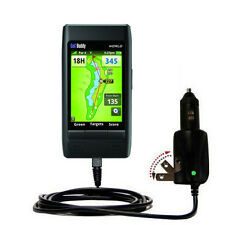 Car & Wall 2 in 1 Charger fits Golf Buddy World