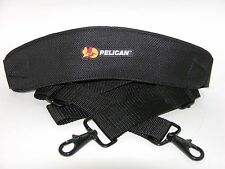 Black Genuine  Pelican 1472 Padded Shoulder Strap only 1440 1470 1490 1495 case