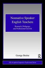 ESL and Applied Linguistics Professional: Nonnative Speaker English Teachers...