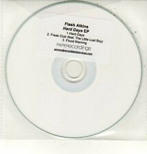 (DC808) Flash Atkins, Hard Days EP - DJ CD