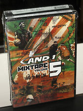 And 1 MixTape - Volume 5 (DVD) Skip To My Lou! DJ Clue, Kurupt, Kool G Rap, NEW!