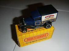 Matchbox SuperFast Model A Truck No. 38 Matchbox Speed Shop
