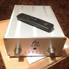 Audio Note M Zero Tube Preamp+ Remote