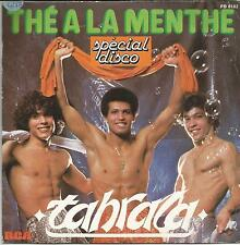 THE A LA MENTHE Tahrala FRENCH SINGLE RCA 1978