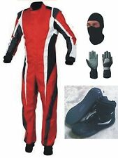 Go Kart Race Suit Pack (Free gifts included)