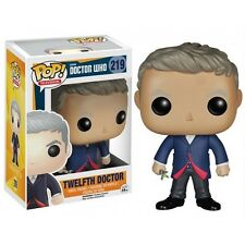 "DOCTOR WHO TWELFTH DOCTOR 3.75"" VINYL POP FIGURE FUNKO BRAND NEW 12TH"