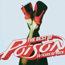 The Best of Poison: 20 Years of Rock [094635722123] New CD