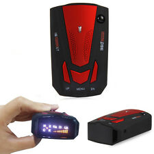360D V7 Cobra 16 Band Car Radar Detector Laser Speed Detector English Russian