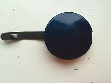 RENAULT MODUS REAR BUMPER TOWING HOOK EYE COVER CAP DARK BLUE (R264)
