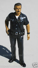 American Diorama 1/18 HARRY LAPD Style Police Officer Figure - Great 4 Dioramas