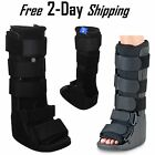 Air Ankle Walker Fracture Cam Ortho Boot Walking Foot Brace Sprain Medical Sizes