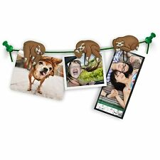 Fred SLOTHS ON A VINE Picture Hangers Set of 6 Photo Clip Desk Office Decor Gift
