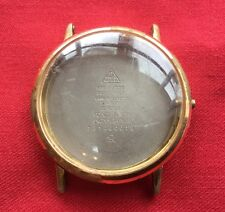 Vintage OMEGA gents Gold Plated Watch Case-ref 131.00019 1967