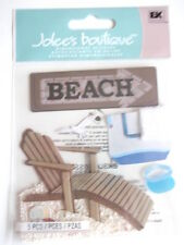 Jolee's Boutique Adesivi-Beach House Sunlounger