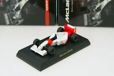 McLaren Ford MP4/8 #7 1993 Formula F1 MiniCar Collection 1/64 Kyosho 2008
