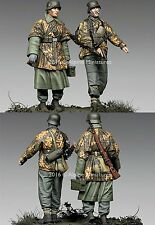 Alpine min. 35213 kg Hansen A FIUME 2 Figure Set 1/35th NON VERNICIATA KIT
