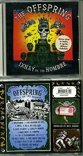 OFFSPRING - IXNAY on the Hombre - 1997 Epitaph - ITALY ONLY STICKER!