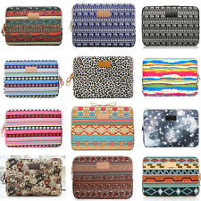 "Laptop notebook macbook sleeve bag cover ipad zipper case 10 11 12 13 14 15""inch"