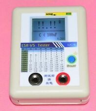 ESR-V5, Capacitor ESR Tester Internal Resistance Meter Test In Circuit ,online