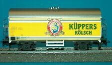 M&B Marklin HO 44178 reefer Küppers Kölsch