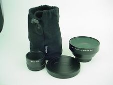 Nikon Wideangle Lens Converter WC-E80 Complete with UR-E8 -BEAUTIFUL CONDITION*