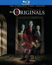 The Originals: The Complete 1st First Season 1 One (Blu-ray, 2014, 4-Disc) + DVD