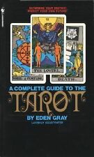 NOS PB June 1972 A COMPLETE GUIDE TO THE TAROT Eden Gray New Age