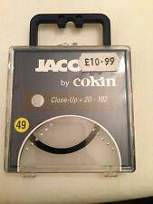 COKIN Close Up Filter 49mm +2 Magnification 2D 102 Jacobs Digital