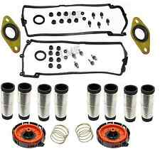 BMW x5 e66 e65 e64 e60 E63 650i 545i 745i Valve Cover Gasket Plus Set Left Right