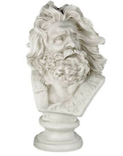 Moses Bust by Michlangelo Sculpture Replica Reproduction