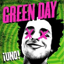 "GREEN DAY ""UNO!""  CD ---------12 TRACKS--------- NEW+"