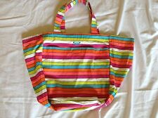 NWT ROXY GIRL  7-14 LOVELY SHOULDER BAG PURSE MULTI COLOR 411372 19X13X7~CHEAP!
