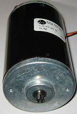 Buehler 12V DC Large Hobby Motor with Short Slotted Shaft - 200 Watt - 6000 RPM