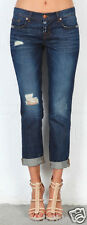 "£260 NEW J Brand Jeans Distressed Blue T29/L27"" Aidan Slouchy Boy Ringer Slashed"