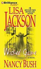 Wicked Game 1 by Lisa Jackson and Nancy Bush (2012, Hardcover Book Club Ed.)
