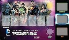 DC DECK BUILDING GAME FOREVER EVIL PLAYMAT BRAND NEW & SEALED CHEAP!!