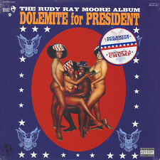 Rudy Ray Moore - Dolemite For President (Vinyl LP - 2016 - EU - Original)